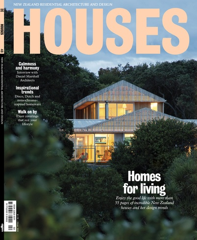 Houses. Annual Print Subscriptions