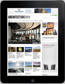 Advertise with ArchitectureNow.co.nz