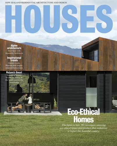 Houses Magazine Cover